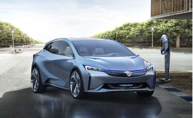 Electric Buicks, restyled Prius hybrid, green-car deals ...