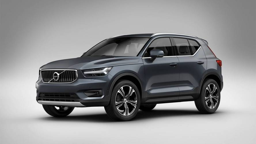Volvo Electric Suv >> Volvo Xc40 Crossover Suv To Be Company S First All Electric