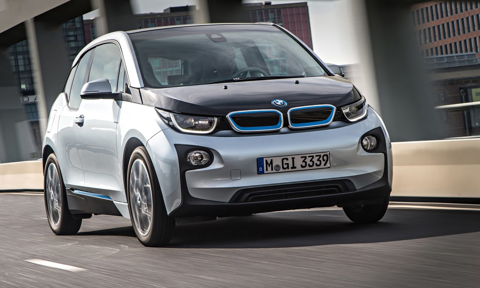 2019 Bmw I3 To Get Bigger Battery With 153 Mile Range Leccar
