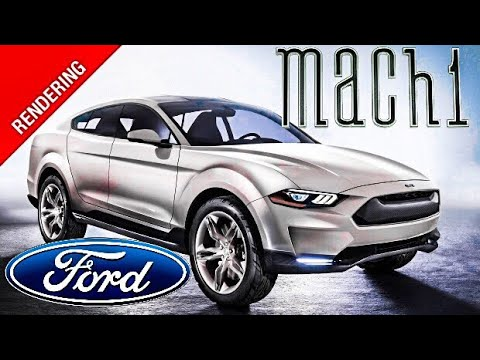 Ford Releases Photo Of Electric Not Mach 1 Suv Leccar