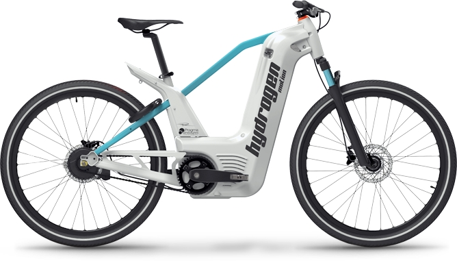 Image result for fuel cell bikes
